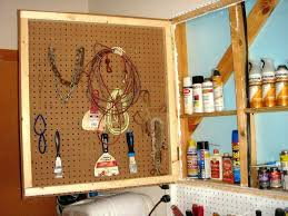 craft room organizing ideaspegboard closet storage ideas garage
