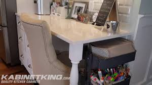 ice white shaker kitchen cabinets youtube