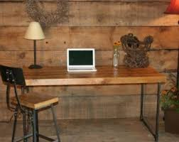 Pipe Desk Extra Thick Pipe Reclaimed Wood Desk Industrial Desk by Best 25 Pipe Wall Thickness Ideas On Pinterest Wooden Bathroom