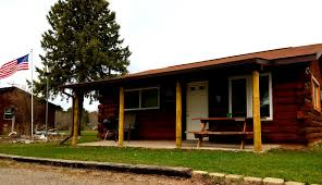 rustic cabin lakeview log cabins on lake dubay vacation rental