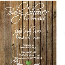 country baby shower country baby shower invitations kawaiitheo