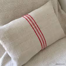 Bolster Cushion Pad Vintage Linen Bolster Cushion Cover 2 Avail Parna
