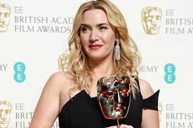 Jenny Mccarthy Bathtub Bafta Winner Kate Winslet I Was Told To Settle For The Fat
