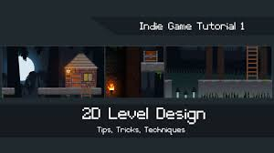 how to design a 2d game level youtube
