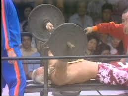 Bruno Sammartino Bench Press Arm Wrestling Match Superstar Billy Graham Vs Animal Hamaguchi