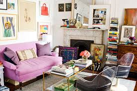 how to decorate a small livingroom 24 small spaces with wonderful maximalist decorating curbed
