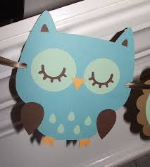 Baby Boy Shower Centerpieces by Owl Baby Shower Decorations For Twins Il Fullxfull 245011993