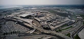 Jfk Terminal Map Jfk Airport Arrivals Departures And Terminals