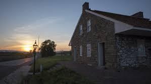 lee u0027s headquarters civil war trust restoration part 3