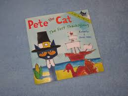 kids books about thanksgiving pete the cat the first thanksgiving children u0027s read aloud story