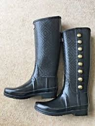 womens boots uk ebay s limited regent grosvenor black welly boots