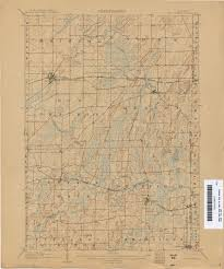 Wisconsin Public Land Map by