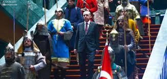 Ottoman Ruler Erdogan Still Of Being Ruler Of Modern Day Ottoman Empire