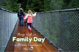 things to do on family day in metro vancouver vancouver miss604