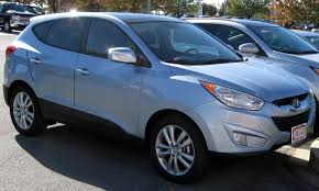 2011 hyundai tucson information and photos zombiedrive