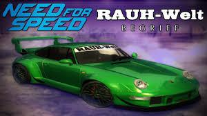 porsche rwb purple need for speed mods mw05 nfs2015 rwb 911 youtube