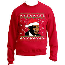 Sweater Meme - crying jordan meme sneakerhead red ugly christmas sweater cap swag