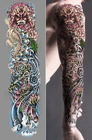 japanese sleeve tattoo pictures photos pictures and sketches