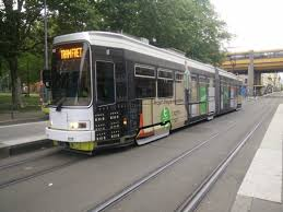 si e casino etienne goods delivered by tram in etienne trial global rail