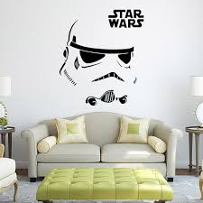 aliexpress com buy new fashion star wars robot wall sticker