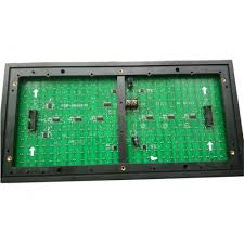 outdoor led display panel module 32x16 high brightness