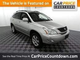 2007 lexus rx 350 price 2007 lexus rx 350 awd review best used cars to buy columbus