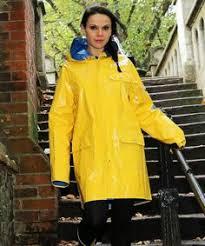 Yellow Raincoat Girl Meme - doesn t ever little girl dream of having a classic yellow raincoat