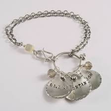 Name Charm Bracelet More U2014 Suzanne Myers Jewelry