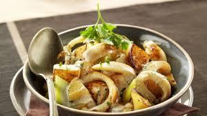 cuisiner des seiches recette chaudrée de seiches comme à olé recette seiche manger