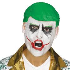 Joker Halloween Mask Donald Trump Costumes