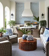 Mediterranean Home Interior Design Designer Lookbook Summer Thornton S Mediterranean Home Makeover