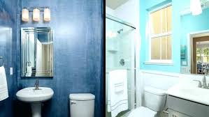 ideas for bathroom decorating light blue bathroom decorating ideas decor navy bathrooms for more