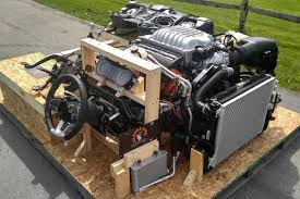 hellcat engine a turnkey crate hellcat conversion rod network