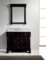 Single Bathroom Vanity Cabinets Virtu Usa Huntshire 40