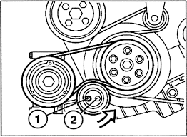 repair guides engine mechanical components accessory drive
