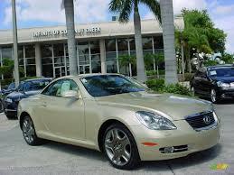 lexus sc430 gold 2006 chardonnay beige pearl lexus sc 430 37174906 gtcarlot com