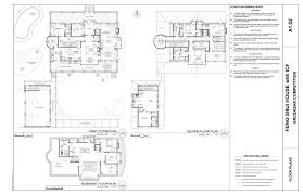 house floor plans with measurements residential picture note