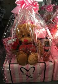 valentines day baskets secret s day basket beauty health in winter