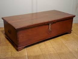 antique trunk coffee table with glass top designs uk thippo
