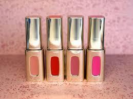 l u0027oreal color riche extraordinaire lip colors in