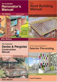 renovators manual decks u0026 pergolas roof building interior