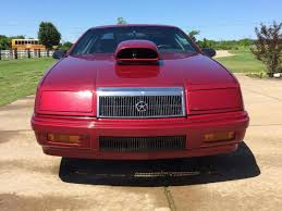 chrysler lebaron bangshift com mctaggart u0027s folly this 1987 chrysler lebaron pro