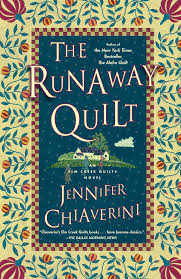 the runaway quilt book by jennifer chiaverini official