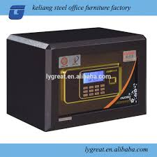 for home bank office used metal mechanical safes security money