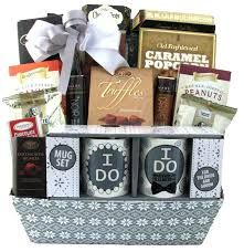 anniversary gift basket i do wedding keepsake gifts glitter gift baskets