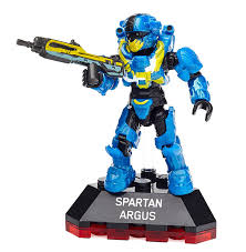 amazon com mega construx halo heroes series 4 argus figure toys