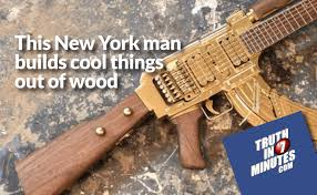 this new york builds cool things out of wood