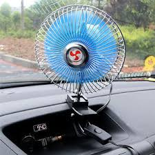 6 inch oscillating fan 6 inch 12v portable dashboard vehicle auto car oscillating