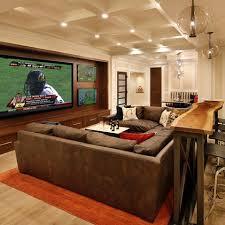Tv Room Decor Ideas Download Basement Tv Room Design Buybrinkhomes Com