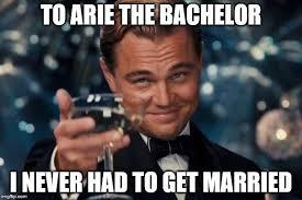 The Bachelor Memes - leonardo dicaprio cheers meme imgflip